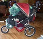 BABY JOGGER RV RED